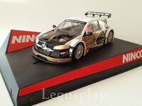 "SCX Scalextric Slot Ninco 50414 Renault Megane Trophy ""Koni"""
