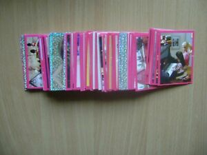 Barbie 2000 Panini - Complete set of stickers 216/216