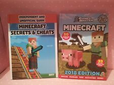 Minecraft Books 2017 2018 Cheats And Secrets and games master