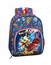Zak Storm Captain Zak Backpack Small Boy Adaptable Car