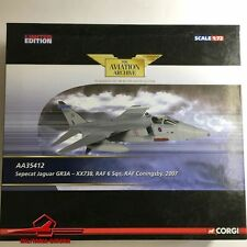 Corgi 1:72 Aviation Archive AA35412 Sepecat Jaguar GR3A-XX738, RAF 6 Sqn, RAF