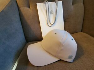 Apple Logo Hat Gray New ERA Apple Park Only...