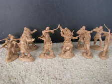 NEW APACHE INDIAN PARAGON WARRIORS SET 1 1:32 54 MM GERONIMO TOY SOLDIERS
