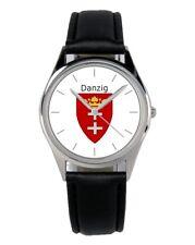 Danzig Wappen Uhr 20109-B