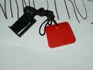 Nordic Track T5.3 magnet Treadmill Safety Key