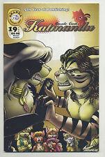 Carole Curtis Katmandu #19 2000 Anthropomorphics Howard Shanda Fantasy Arts w