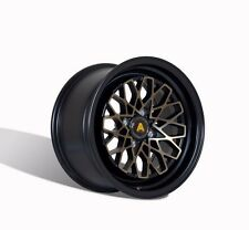 "Autostar Geo 15"" x 8""  4x100 et25 alloys Mazda Mx5 Honda Civic Vw Polo Golf Clio"