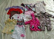Carter's Baby Girl 3,3-6months 15 piece lot of clothes.Pants, dresses, shirts ,