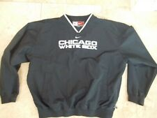 NIKE Chicago White Sox Pullover  Windbreaker Jacket size ADULT XL EUC!