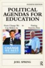 Political Agendas for Education: From Change We Can Believe in to-ExLibrary