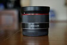 Samyang AF 24mm F/2.8 FE Full Frame Wide Angle Lens for Sony E-mount