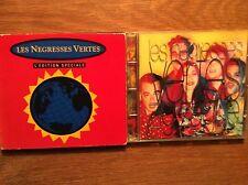 Les Negresses Vertes [2 CD Alben] ZigZague + L'Edition Speciale