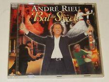 CD André RIEU : BAL du SIECLE - 1999 : Carmen + La vie en rose + Moulin Rouge...