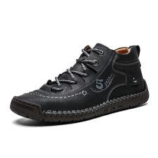 Men's Winter Snow Warm Cotton Shoes Non-slip High Top Boots Sneakers Big Size