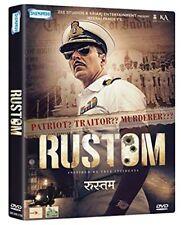 Rustom (Hindi DVD) (2016) (English Subtitles) (Brand New Original DVD)