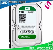 DISCO DURO 2000GB WESTERN DIGITAL GREEN 2TB 3.5 SATA WD20EZRX 00D8PB0 FACTURA SI