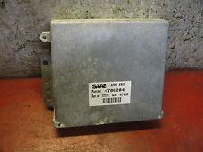 96 98 97 saab 900 2.0 turbo engine computer 4780284 ecm ecu
