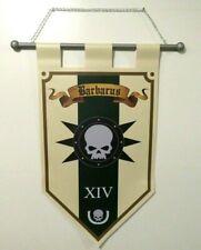 Warhammer 30K Death Guard Legion Banner