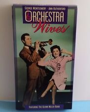 VHS Orchestra Wives Featuring The Glenn Miller Band