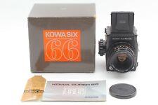 RARE! FedEx [ MINT in BOX ] Kowa Six Super 66 Camera + 85mm f2.8 lens From Japan