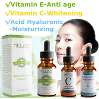 PURE Face Serum RETINOL Hyaluronic Acid + VITAMIN C/E/A Anti Aging Wrinkle Acne