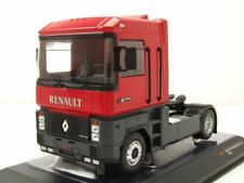 1 43 IXO Renault Magnum Ae420 Towing Vehicle 1992 Red/grey