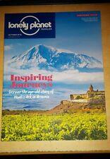 LONELY PLANET MAGAZINE OCTOBER 2016 (ALPS, NEW ZEALAND, VIETNAM, GREECE)