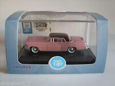 Lincoln Continental MK II 1956, Scala H0 , Oxford Auto Veicolo Modello 1:87