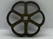 Antique Vintage Old Industrial Cast Iron Spickot Valve Handle Steampunk Parts