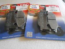 4 plaquettes de frein avant EBC FA199 YAMAHA MT-03 660 2006-2013 XJ6 2009-2016