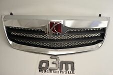 2007-2010 Saturn Outlook Front Radiator Chrome and Black Grille new OEM 25872731