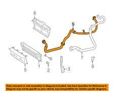 MERCEDES OEM 01-02 S600 5.8L-V12 Engine Oil Cooler-Return Line 1371801730