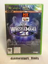 WRESTLEMANIA 21 (XBOX) NUOVO SIGILLATO NEW - PAL VERSION
