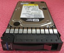 "HP 1 TB 3 G SATA 7.2k 3.5"" HDD Hot plug Hard Drive 454273-001 454146-B21"