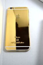 The Real 24K Gold Apple iPhone 6s Plus - 16GB  (Unlocked) Smartphone
