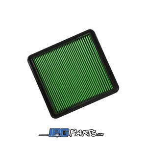 Green Drop In Air Filter Fits 2017-2020 Ford F150 Raptor 3.5L EcoBoost V6