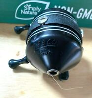 Vintage ZEBCO 606  FISHING REEL MADE IN USA