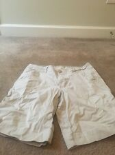 Eddie Bauer Blakely Ladies Casual Shorts Sz 8 Beige Clothes