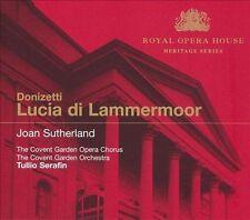 Donizetti - Lucia di Lammermoor -  CD