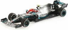 Mercedes AMG Petronas W10 Valteri Bottas Monaco GP Niki Lauda Tribute 2019