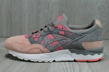 56 ASICS Gel-Lyte V Pastel Grey Apricot Fieg Suede Shoes Mens 7.5 9.5 HL7K0
