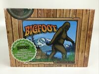 Bigfoot Research Kit Stickers Membership Card Evidence Flags Booklet Gag Gift