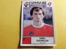 Album Panini ESPANA 82 Figurina n°396 GAVRILOV URSS SSSR Soccer rec