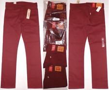 NEW Men's Levi's 513 Slim Straight Stretch Jeans Size 38 x 32 W38 L32 Levis #701