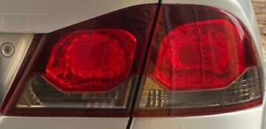 JDM Honda Civic Type R FD2 FD1 Acura CSX Tail Lights OEM Tail Lamps K20A FA5 Si