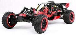 1/5 Rovan Baja 5B 29cc 4 Bolt Petrol RC Buggy 2.4ghz 2021 upgraded model