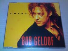 BOB GELDOF - CRAZY - UK CD SINGLE