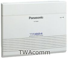 PANASONIC KX-TA824 HYBRID PHONE SYSTEM KXTA824 IN ORIGINAL BOX W/ WARRANTY NEW!