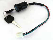 4 WIRES Chinese Quad ATV Parts Ignition Key Switch 50-250CC 4 Pin
