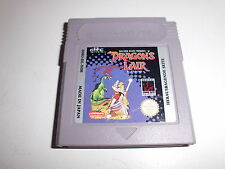 Nintendo Game Boy Dragons CIair the Legend
